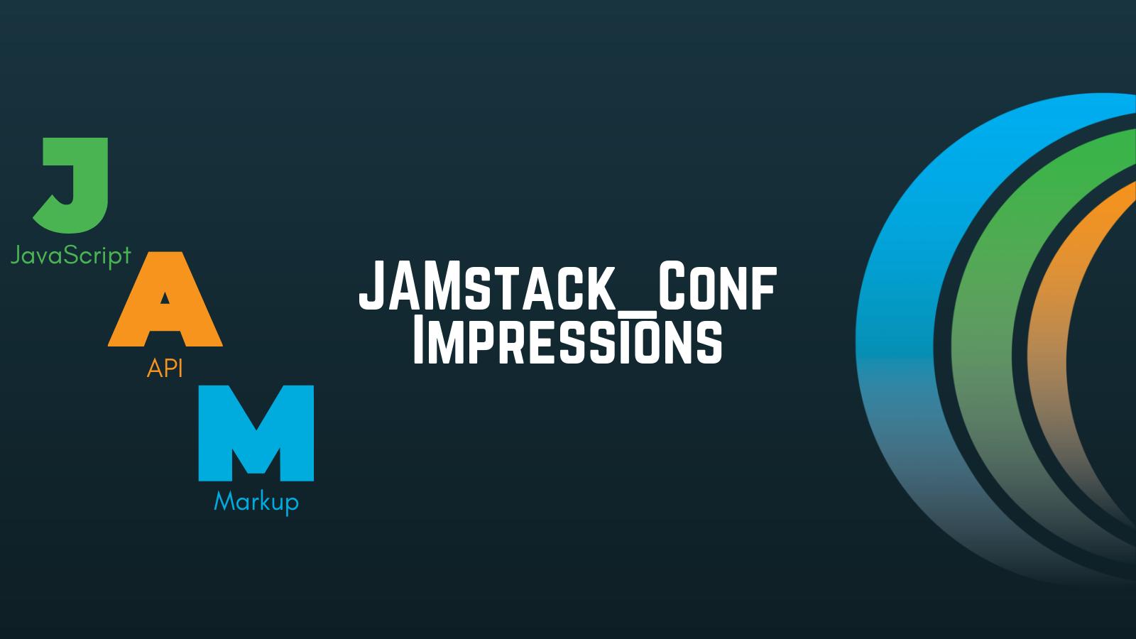 jam-stack-blog