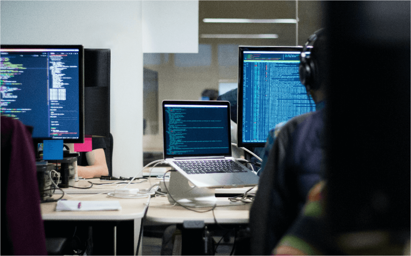 Mid-market and enterprise custom software development